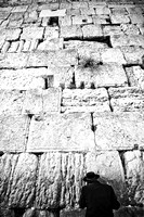 Western Wall, Jerusalem 2011 Photo by Leon Brauer